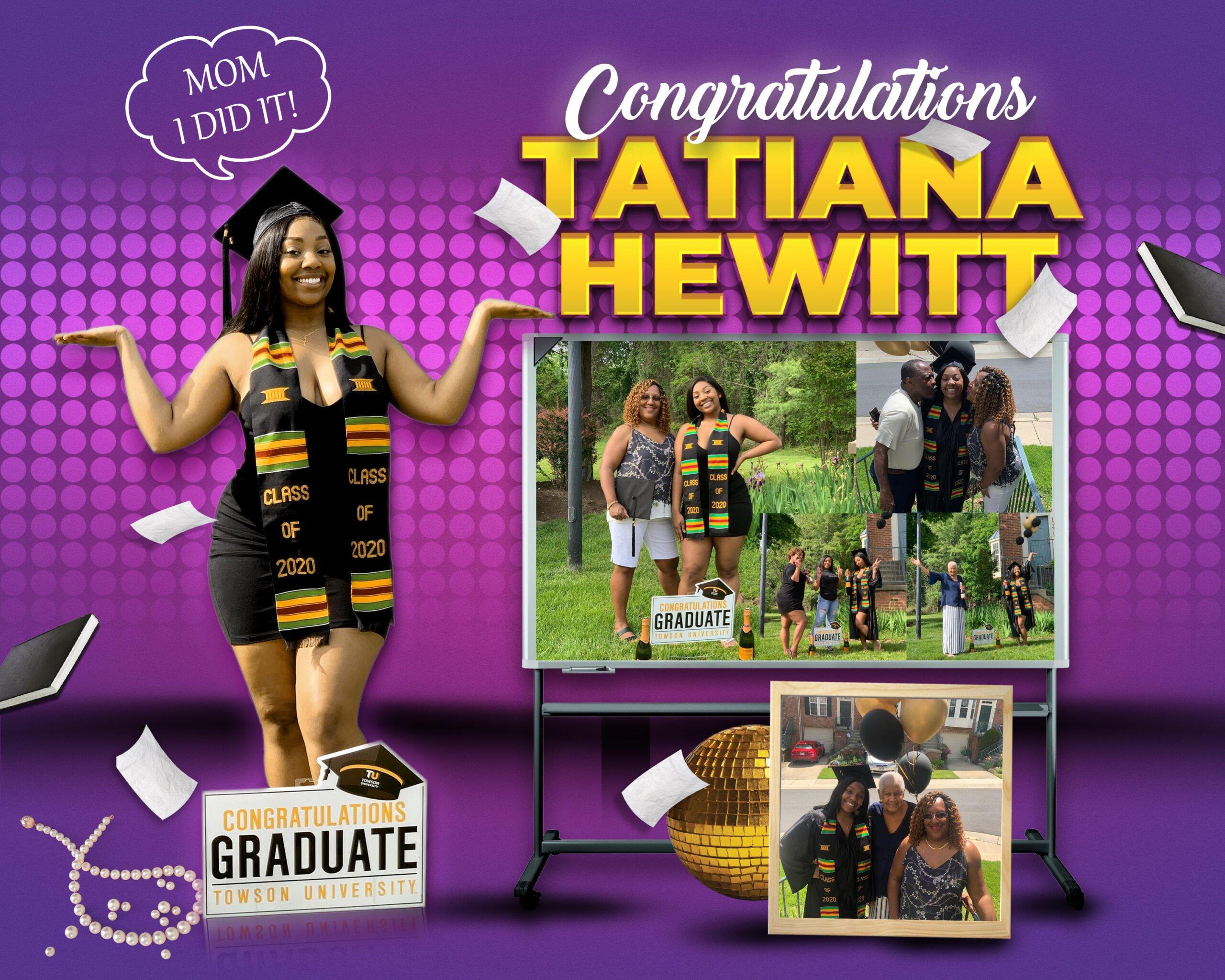 Graduation Collage Design