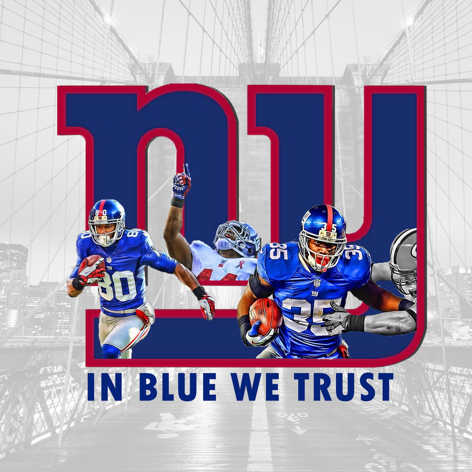New York Giants Design