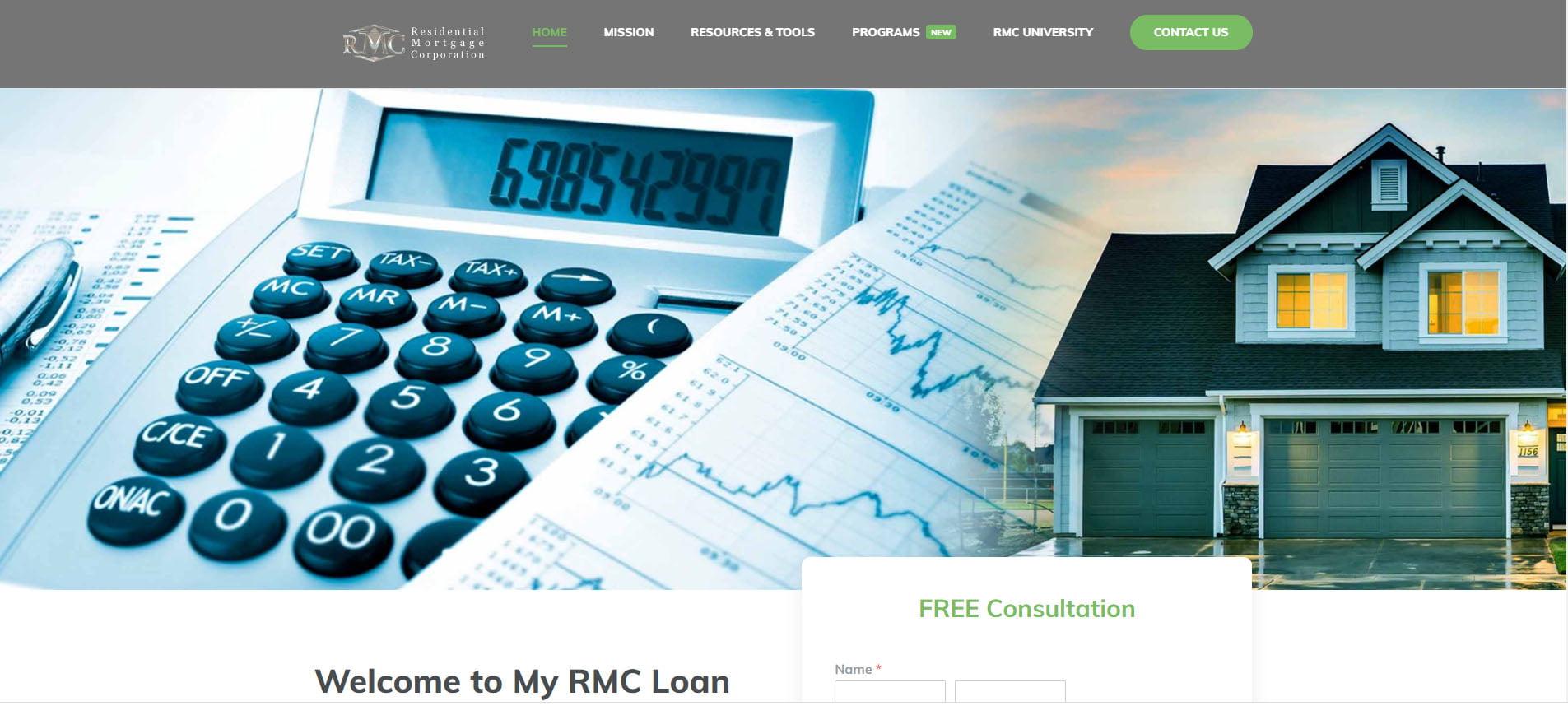 my rmc loan