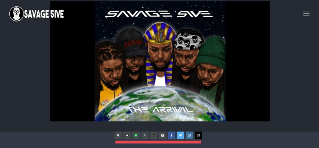 savage5ive website